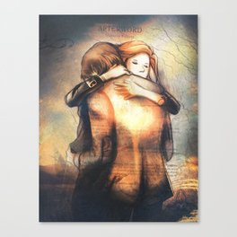 Dearest - [Doctor Who] Canvas Print