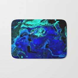 Neptune's Atlas Bath Mat