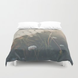 buckwheat ... Duvet Cover