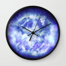 Star Detonation Wall Clock