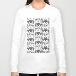 Ghostly Dreams II Long Sleeve T-shirt