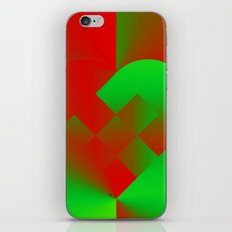 Danish Heart Holidays #61 iPhone & iPod Skin