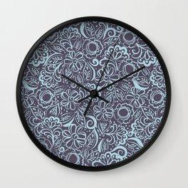 Razzle Berry Wall Clock