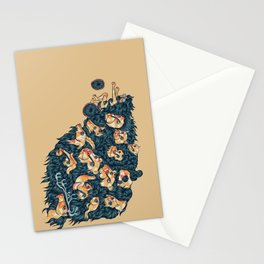 Leave no one behind Stationery Cards