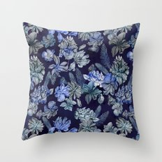Earth & Sky Indigo Magic Throw Pillow