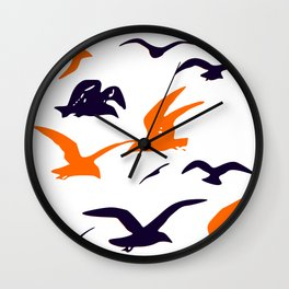 All they want to do is slay! Wall Clock