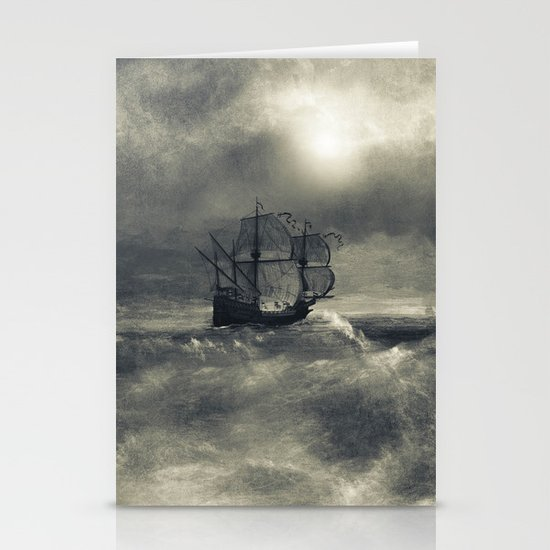 Chapter III Stationery Cards