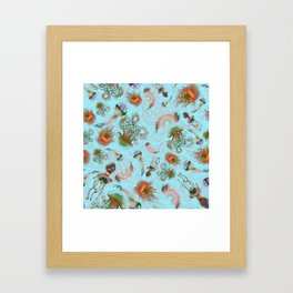 MEDUZA Framed Art Print