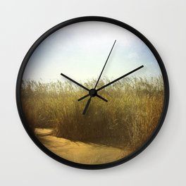 Little Swamp Wall Clock