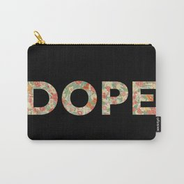 Dope — Dark Carry-All Pouch