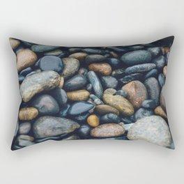 River Rocks Rectangular Pillow