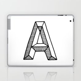 A Laptop & iPad Skin