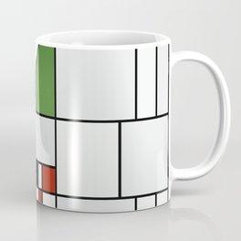Abstract Composition 425 Coffee Mug
