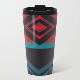 American Native Pattern No. 126 Travel Mug