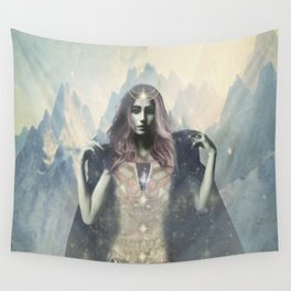 The High Priestess Wall Tapestry