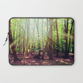 Forest lights Laptop Sleeve