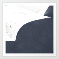 Inversions_04 Art Print