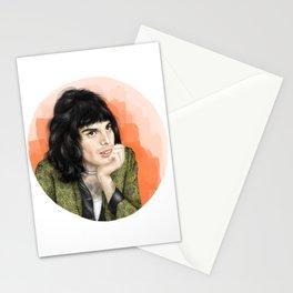 MERCURY MAJESTY Stationery Cards