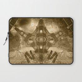 """Outsteller Exploration of Interspace"", by Brock Springstead Laptop Sleeve"