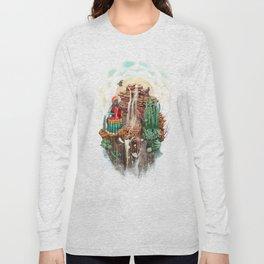peru Long Sleeve T-shirt