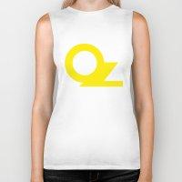 oz Biker Tanks featuring OZ by Popp Art