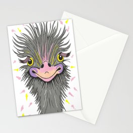 Hair Raising Day Stationery Cards