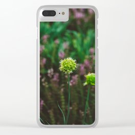 Let's Be Still Clear iPhone Case