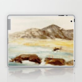Coastal Scene, AUSTRALIA Laptop & iPad Skin