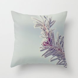 like sugar Throw Pillow