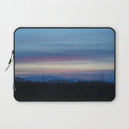 streaky sunset Laptop Sleeve