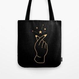 Magic spark! Tote Bag