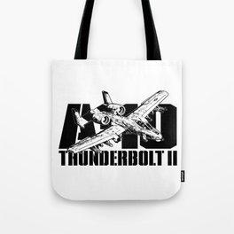 A-10 Thunderbolt II Tote Bag