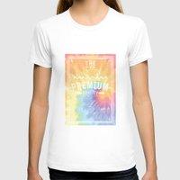 tie dye T-shirts featuring tie dye by ulas okuyucu