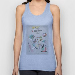 Data for the End Unisex Tank Top