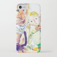 le petit prince iPhone & iPod Cases featuring Le Petit Prince by Halina  Jasińska photography