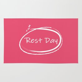 Rest Day Rug