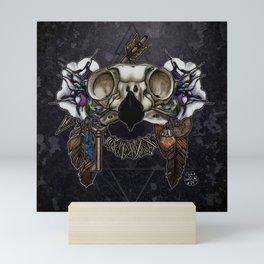 Let Us Prey: The Owl Mini Art Print