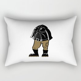 Mr Vader Rectangular Pillow