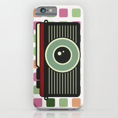 Retro Camera iPhone 6s Slim Case