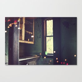 Light Shine Canvas Print