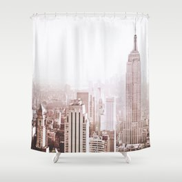 New York City Late Afternoon Shower Curtain