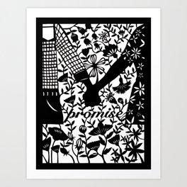 Promise 2 Art Print