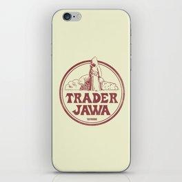 Trader Jawa iPhone Skin