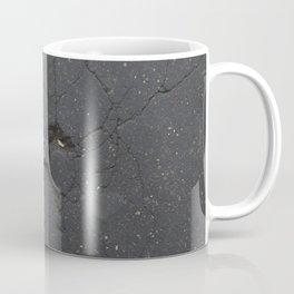 Cracked pavement Coffee Mug