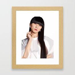 Yuka #1 Framed Art Print
