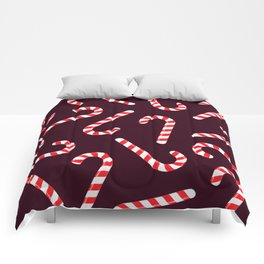 Candy Canes! Comforters