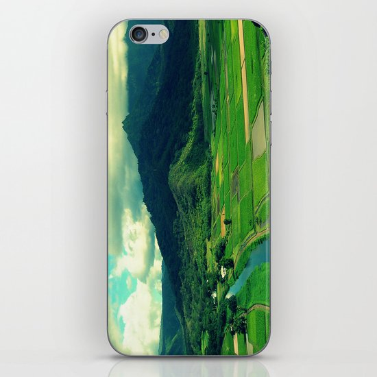Hanalei Valley iPhone & iPod Skin