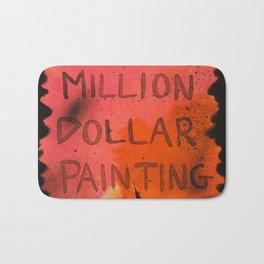 Million Dollar Bath Mat