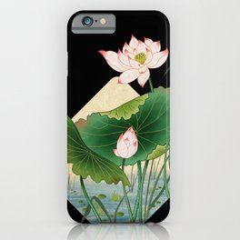 lotursflowers B : Minhwa-Korean traditional/folk art iPhone Case