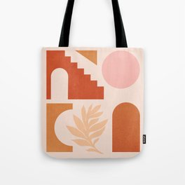 Abstraction_SHAPES_Architecture_Minimalism_002 Tote Bag